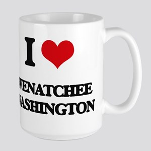 I love Wenatchee Washington Mugs