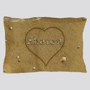 Sharon Beach Love Pillow Case