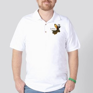 Jackalope Golf Shirt