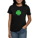 8 Bit Clover Women's Dark T-Shirt