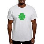 8 Bit Clover Light T-Shirt