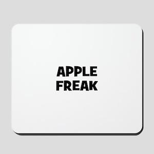 apple freak Mousepad