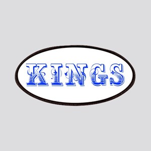 kings-Max blue 400 Patch