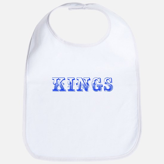 kings-Max blue 400 Bib