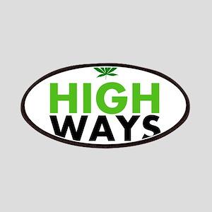 HIGH WAYS Patch