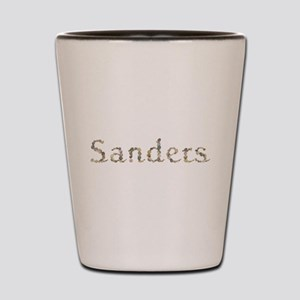 Sanders Seashells Shot Glass