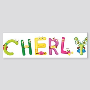 Cherly Bumper Sticker