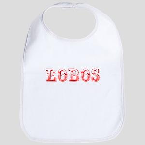 Lobos-Max red 400 Bib