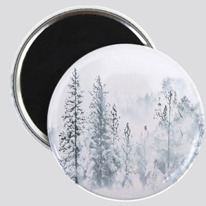 Winter Trees Magnet
