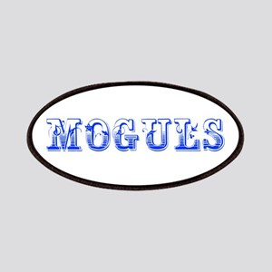 Moguls-Max blue 400 Patch