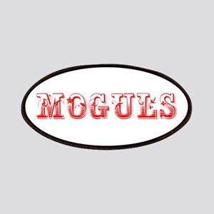 Moguls-Max red 400 Patch