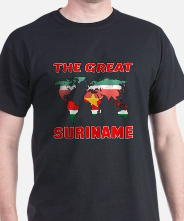 The Great Suriname T-Shirt
