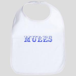 Mules-Max blue 400 Bib