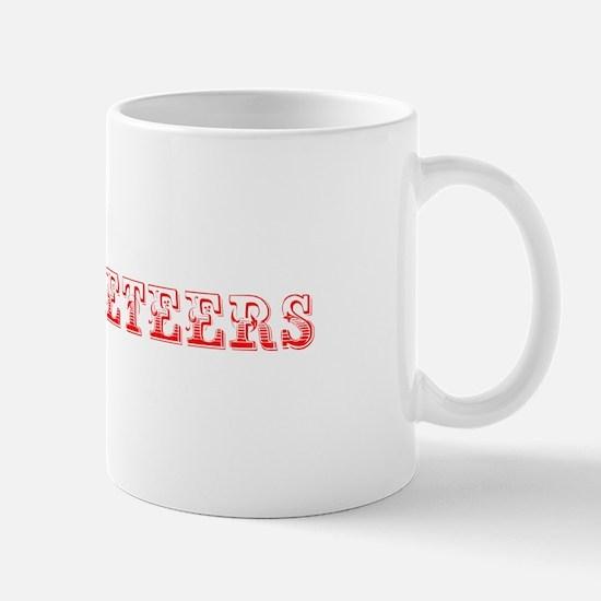 musketeers-Max red 400 Mugs