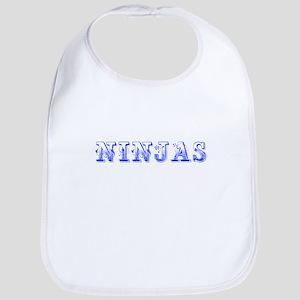 ninjas-Max blue 400 Bib