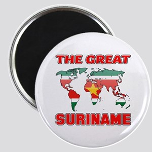 The Great Suriname Magnet