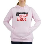 Looking Small Off Cycle Women's Hooded Sweatshirt