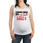 Looking Small Off Cycle Maternity Tank Top