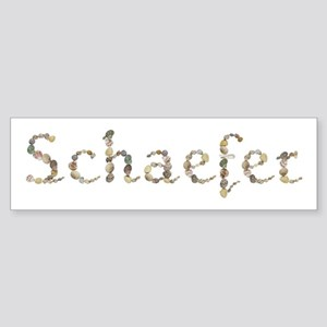 Schaefer Seashells Bumper Sticker