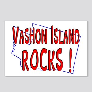 Vashon Island Rocks ! Postcards (Package of 8)