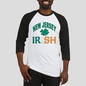 New jersey irish Baseball Jersey