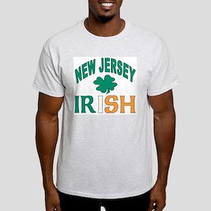 New jersey irish Light T-Shirt