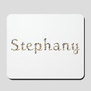 Stephany Seashells Mousepad