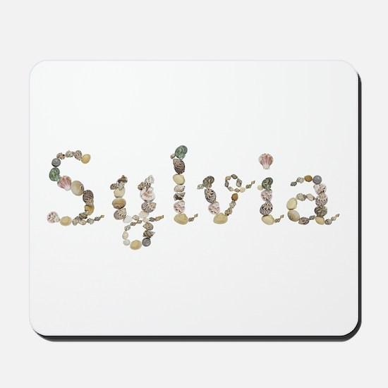 Sylvia Seashells Mousepad