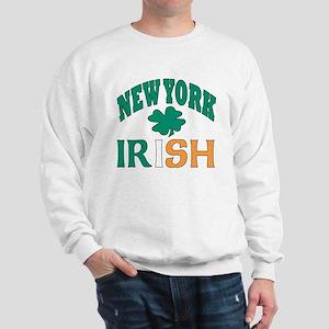 New York irish Sweatshirt