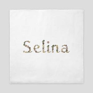 Selina Seashells Queen Duvet