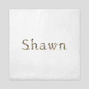 Shawn Seashells Queen Duvet