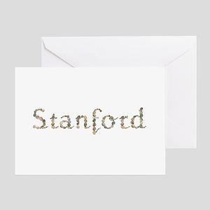 Stanford Seashells Greeting Card