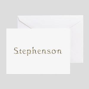 Stephenson Seashells Greeting Card