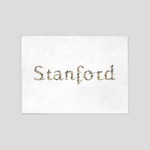 Stanford Seashells 5'x7' Area Rug