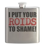 I Put Your Roids To Shame! Flask