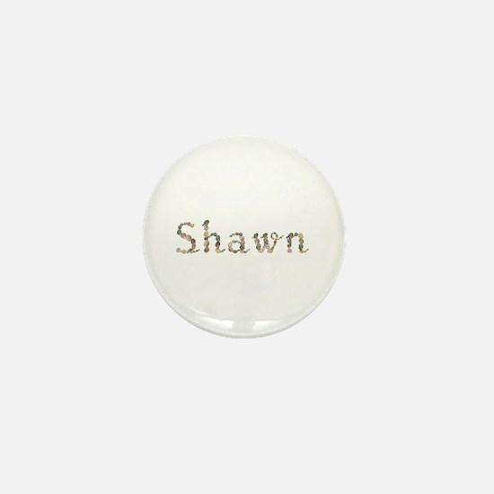 Shawn Seashells Mini Button