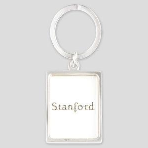Stanford Seashells Portrait Keychain