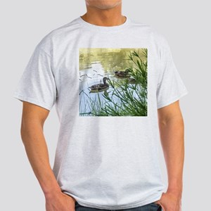 Ducks On a Reflection Pond T-Shirt