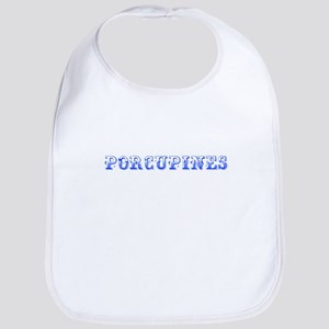 Porcupines-Max blue 400 Bib