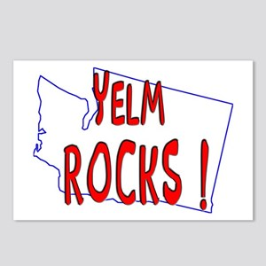 Yelm Rocks ! Postcards (Package of 8)