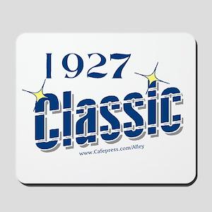 1927 CLASSIC Mousepad