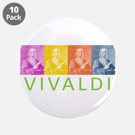 "Vivaldi 3.5"" Button (10 pack)"