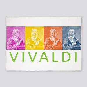 Vivaldi 5'x7'Area Rug