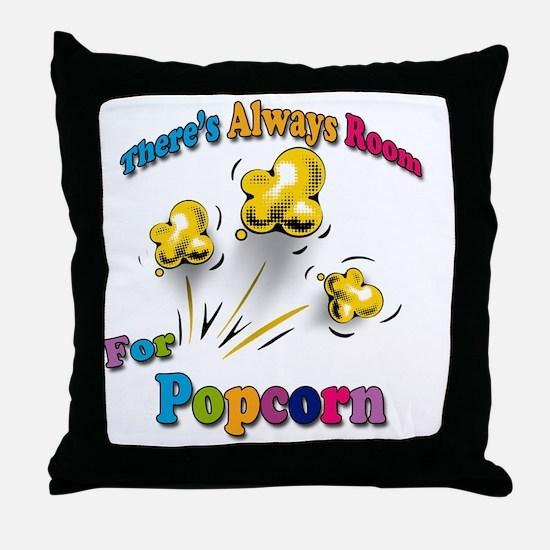Always Room Throw Pillow