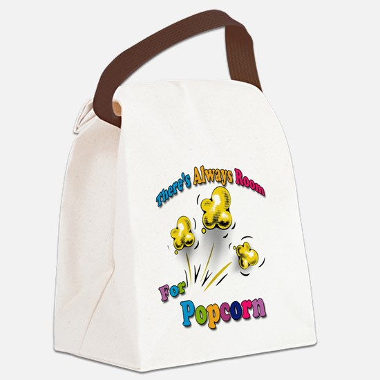 Always Room Canvas Lunch Bag