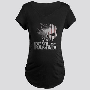 Devil of Ramadi Maternity T-Shirt