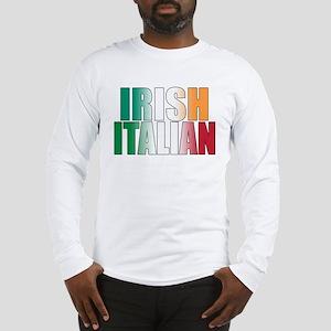 Irish Italian Long Sleeve T-Shirt