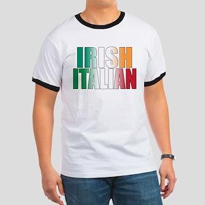 Irish Italian Ringer T