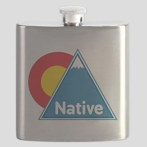 Colorado Native Flask