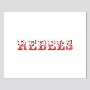 Rebels-Max red 400 Posters